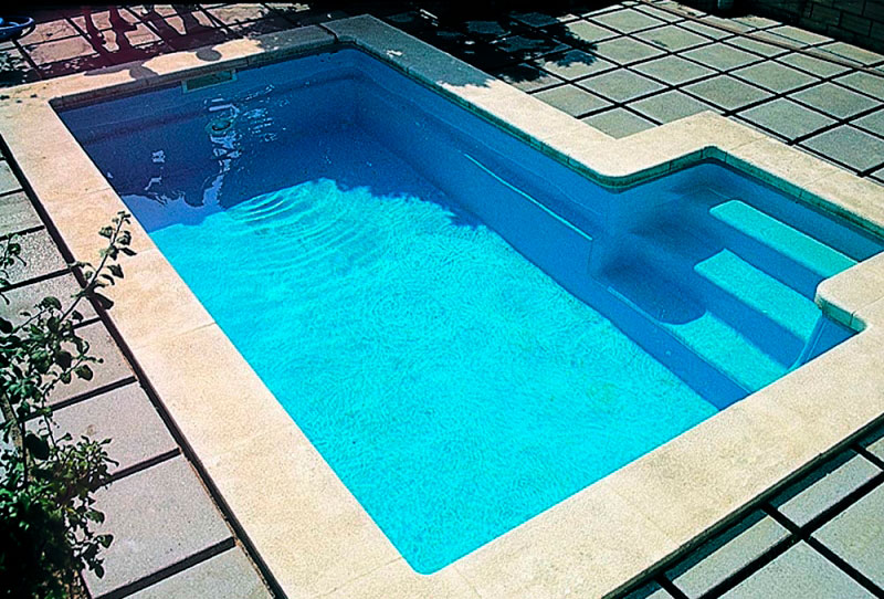 Mini piscine coque mdp smart piscines mon de pra for Dimension piscine coque